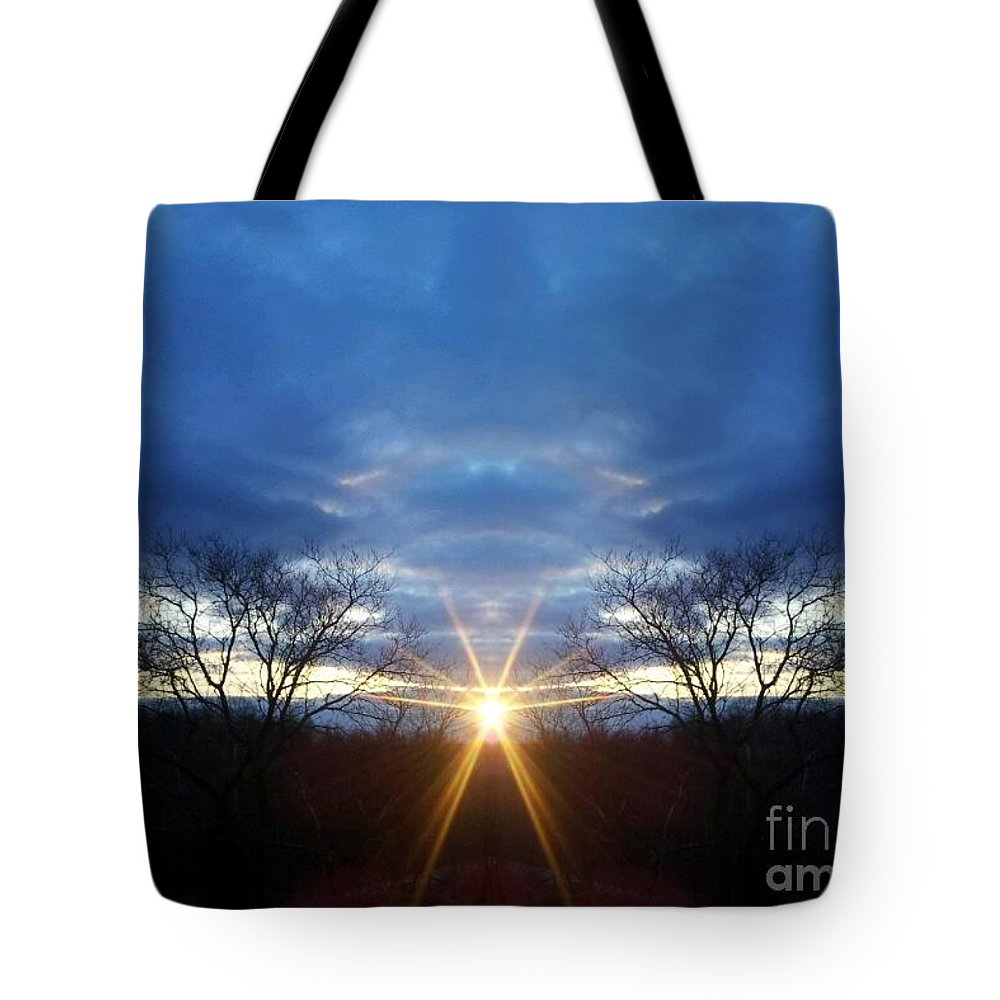 Tote Bag featuring the photograph Planetary Star by Jon Glynn