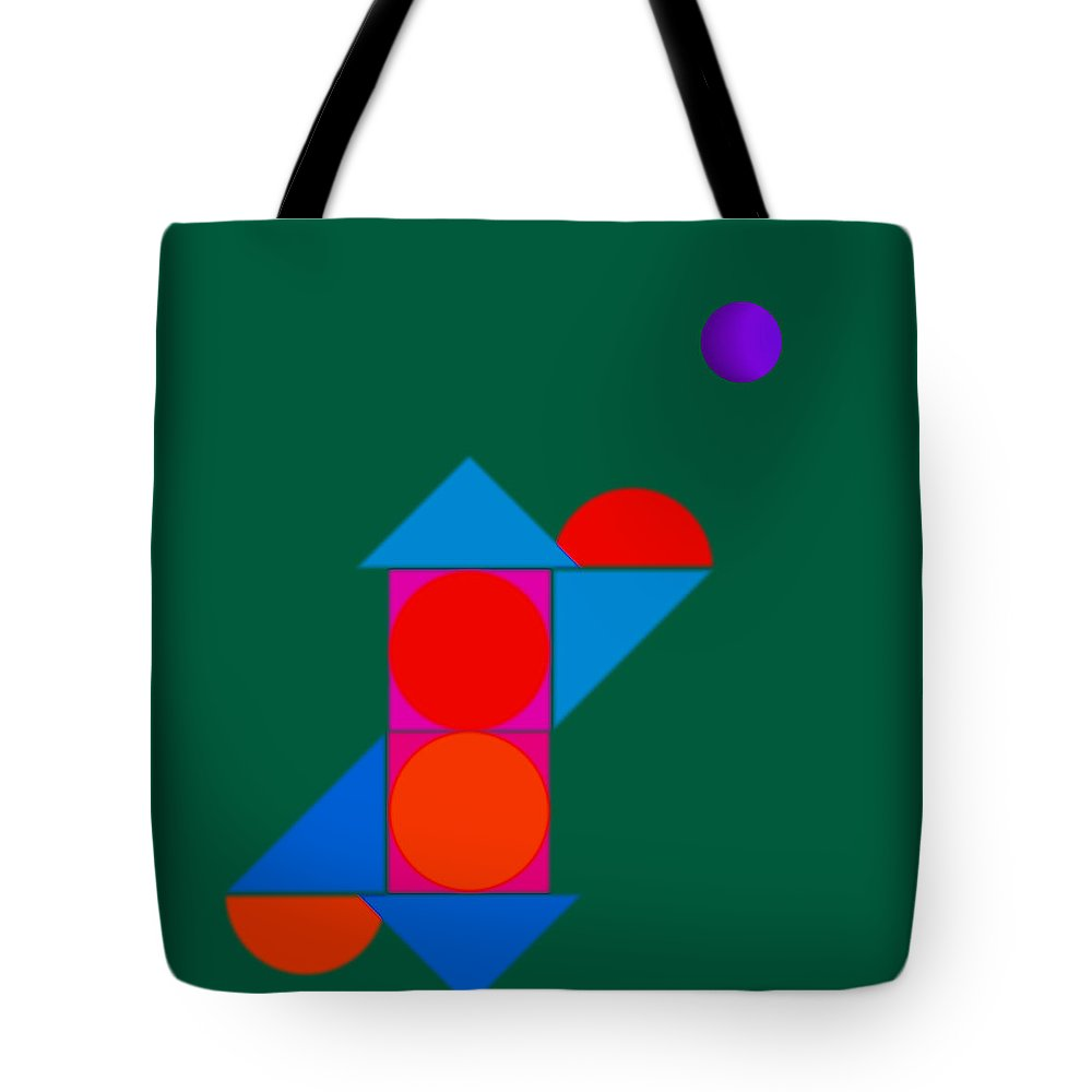 Home Tote Bag featuring the painting Play Ball by Charles Stuart