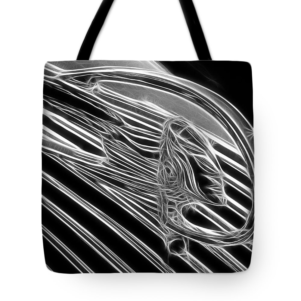 Pontiac Chief Tote Bag featuring the photograph Pontiac Chief by Wes and Dotty Weber