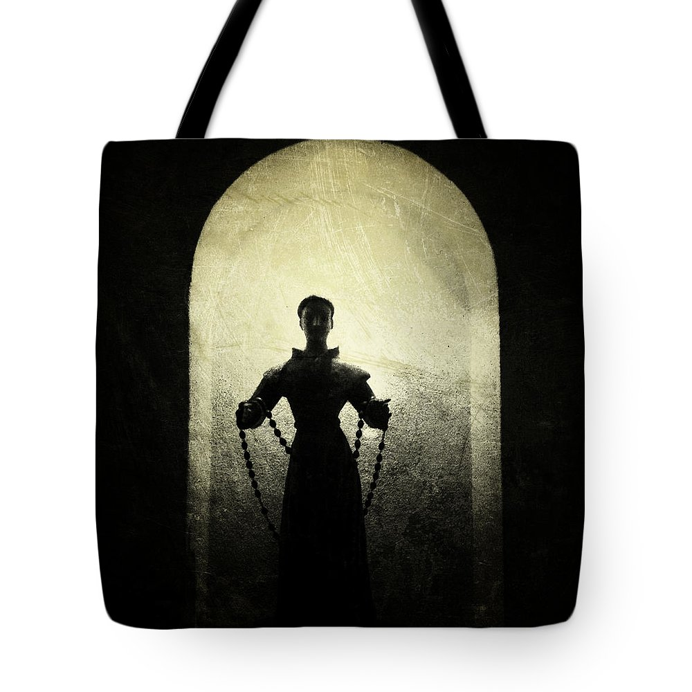 Prayer Tote Bag featuring the photograph Prayer by Natasha Marco