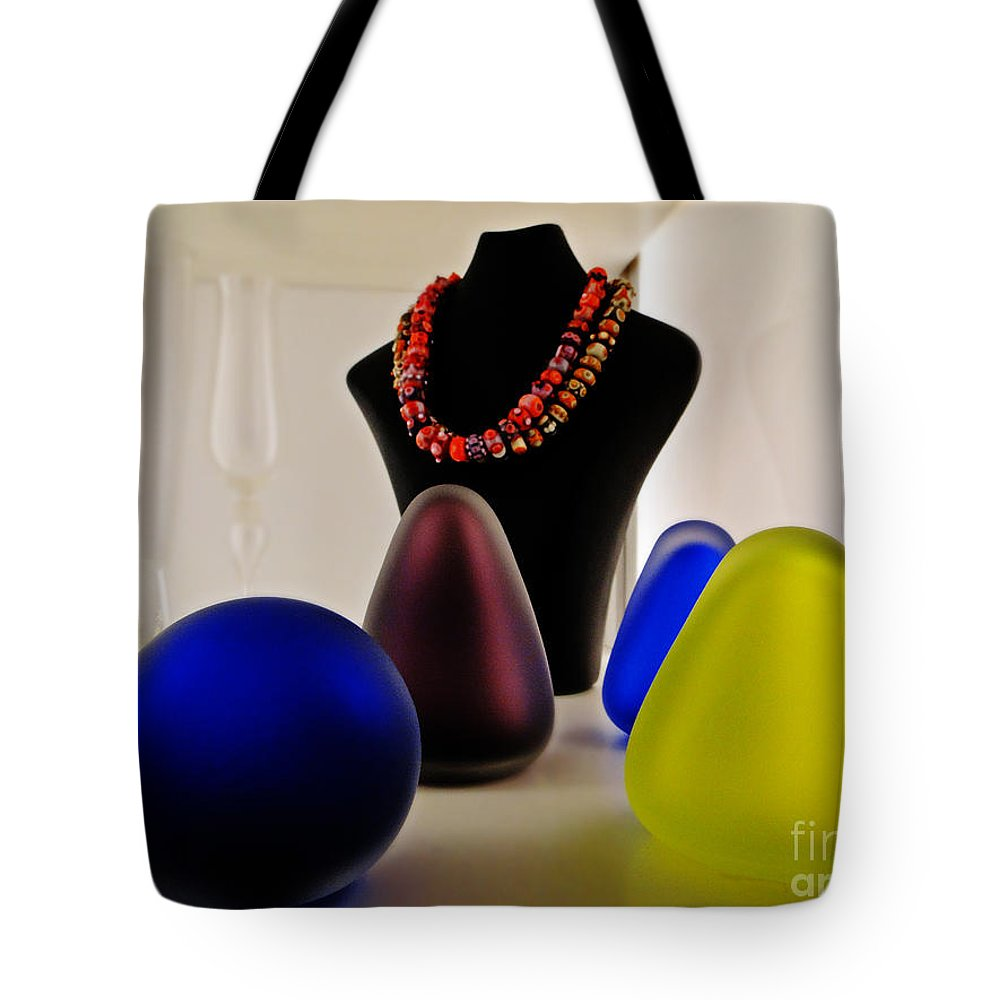 Present Tote Bag featuring the photograph Present by Ben Yassa