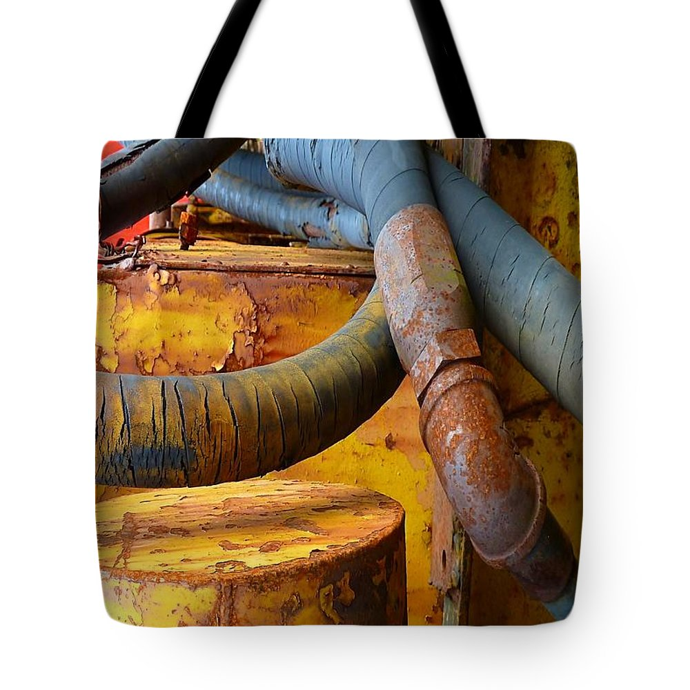 Abstract Tote Bag featuring the photograph Prime by Lauren Leigh Hunter Fine Art Photography