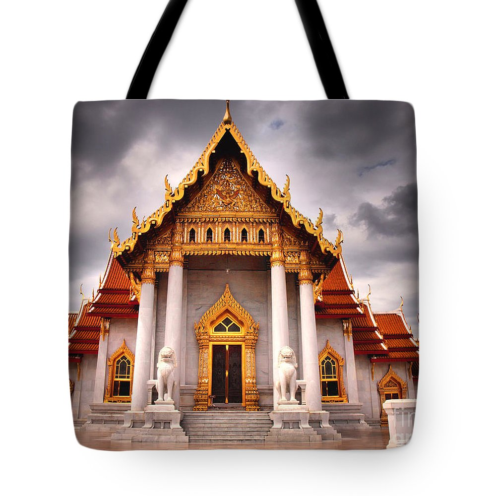 Temple Tote Bag featuring the photograph Proud by Tara Turner