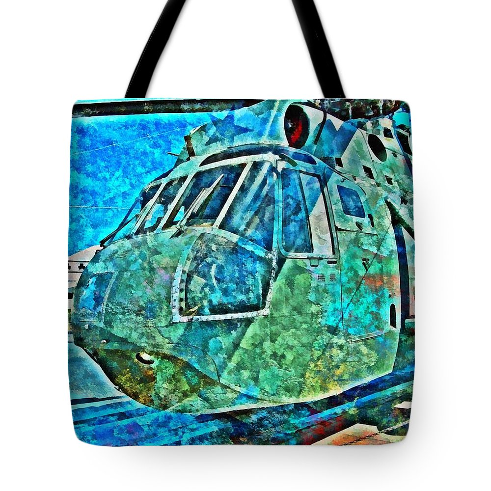Jesus Tote Bag featuring the digital art Psalm 28 7 by Michelle Greene Wheeler