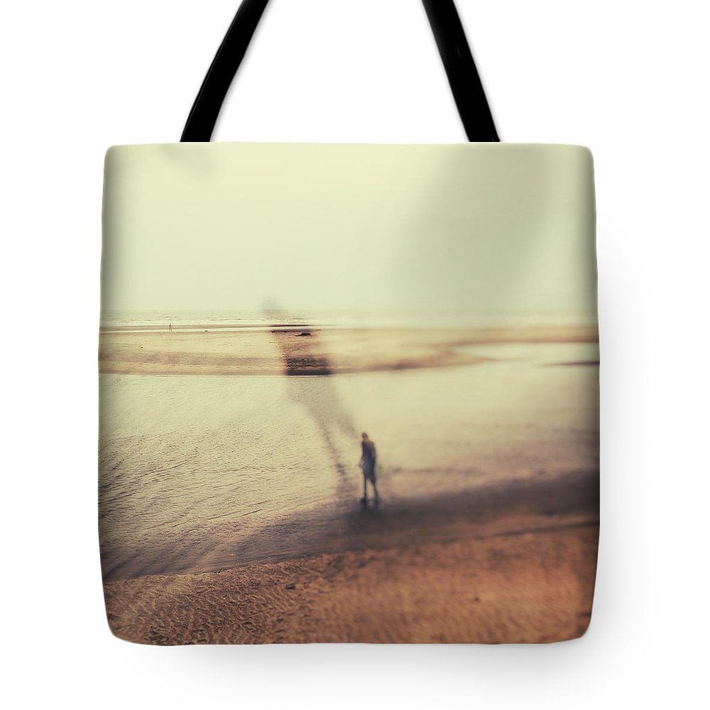 Body Tote Bag featuring the photograph Psichy by Stelios Kleanthous
