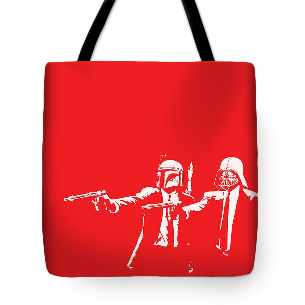 Nerd Digital Art Tote Bags