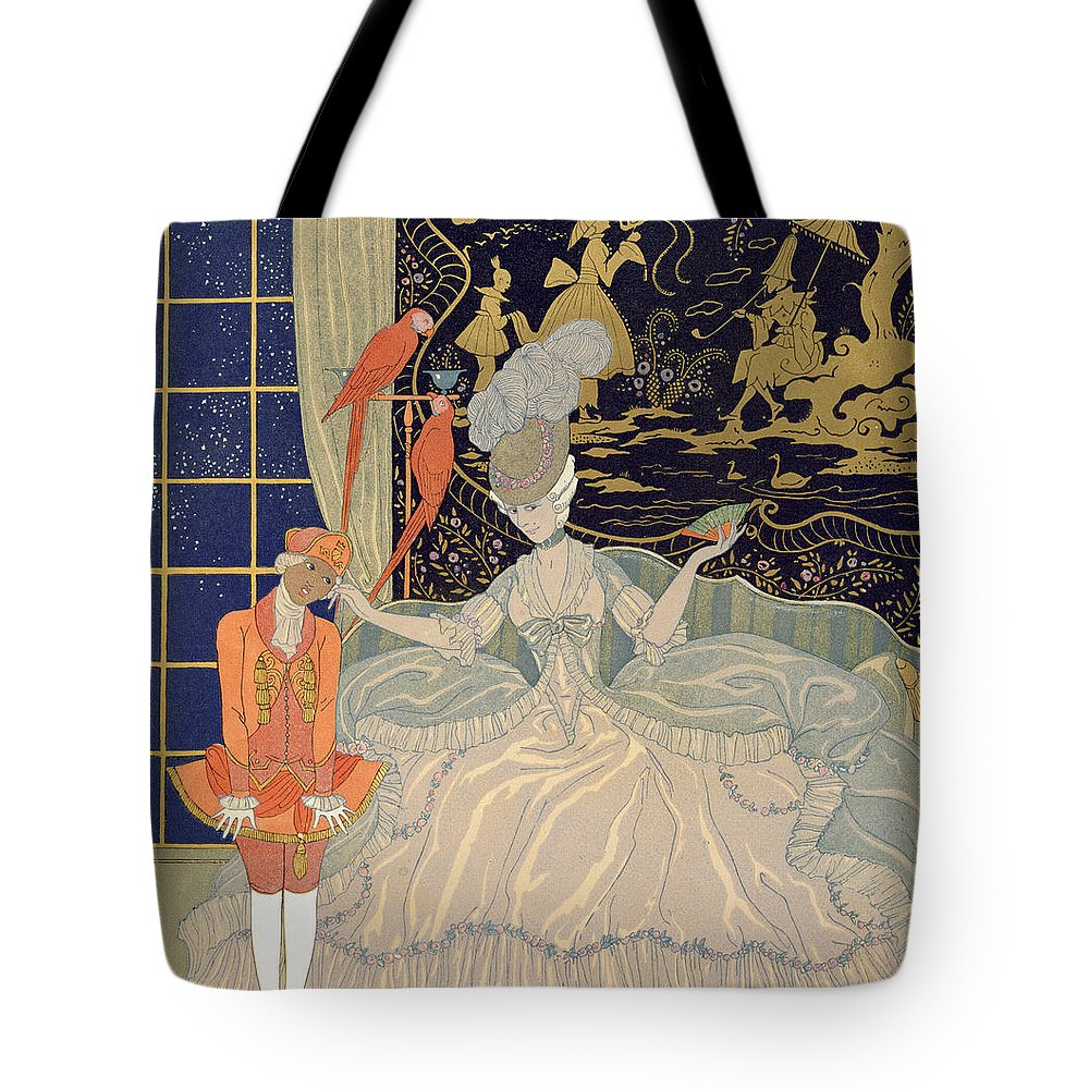 Scold Tote Bags
