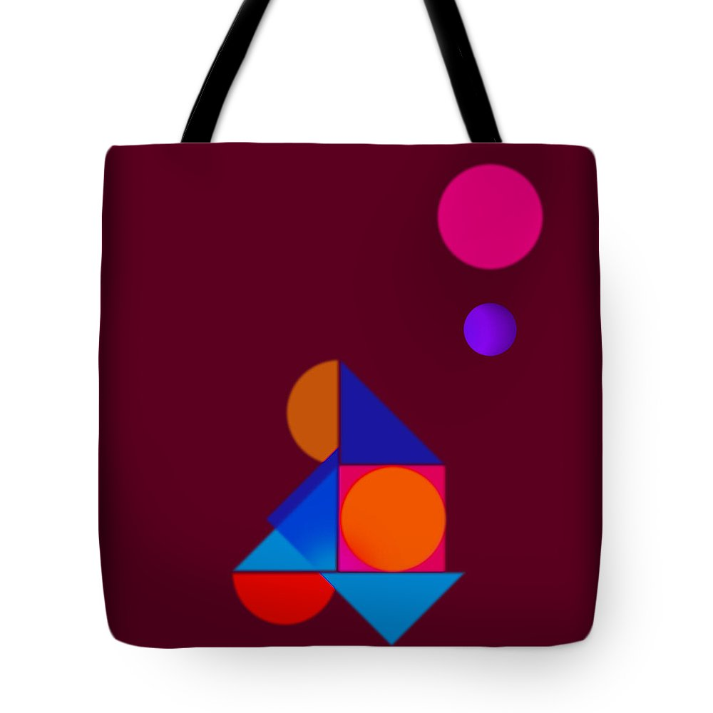Home Tote Bag featuring the painting Rain Sailing by Charles Stuart