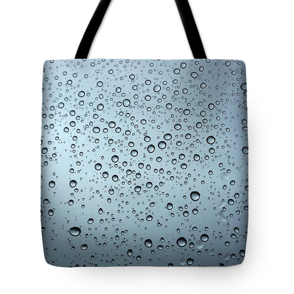 Horizontal Tote Bag featuring the photograph Rainy Day Out by Nigel Killeen