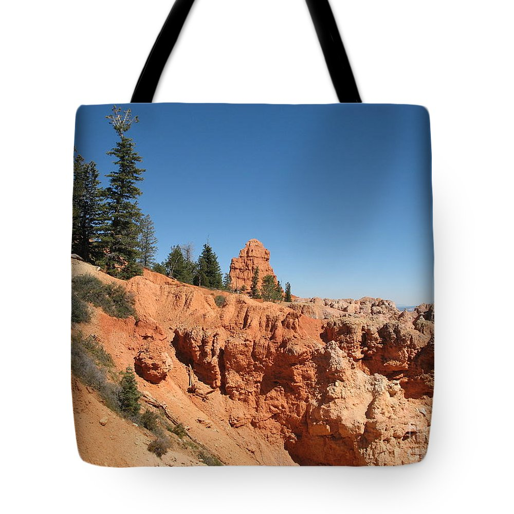 Rocks Tote Bag featuring the photograph Red Red Rocks by Christiane Schulze Art And Photography
