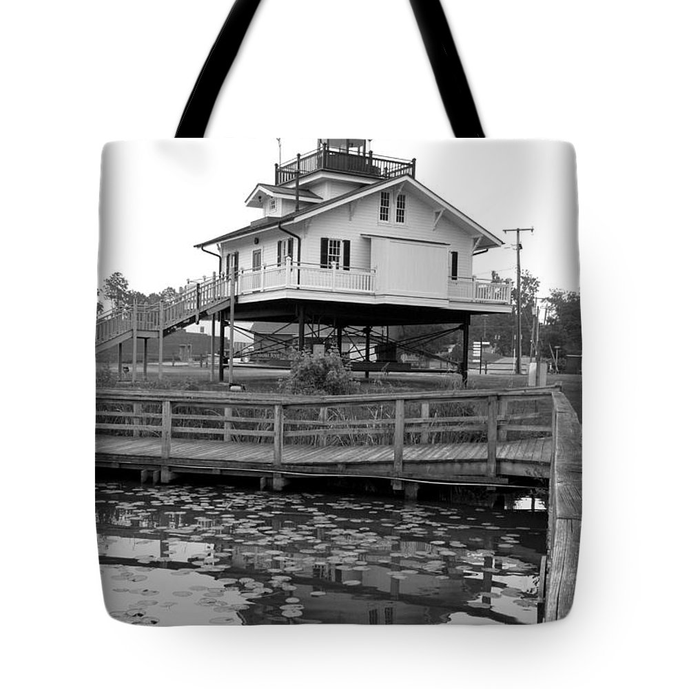 River Light Tote Bag featuring the photograph Reflection by IMH Photog