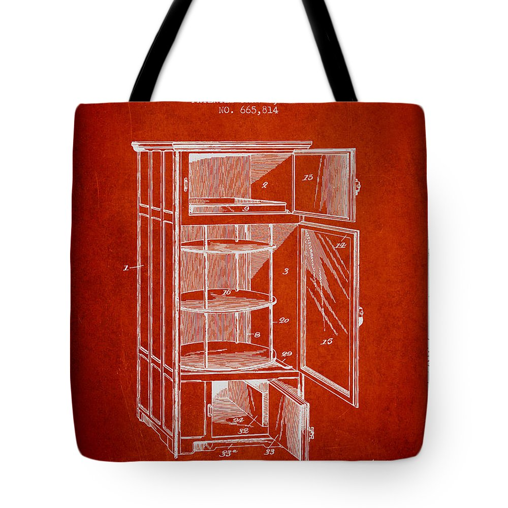 Cooling Digital Art Tote Bags