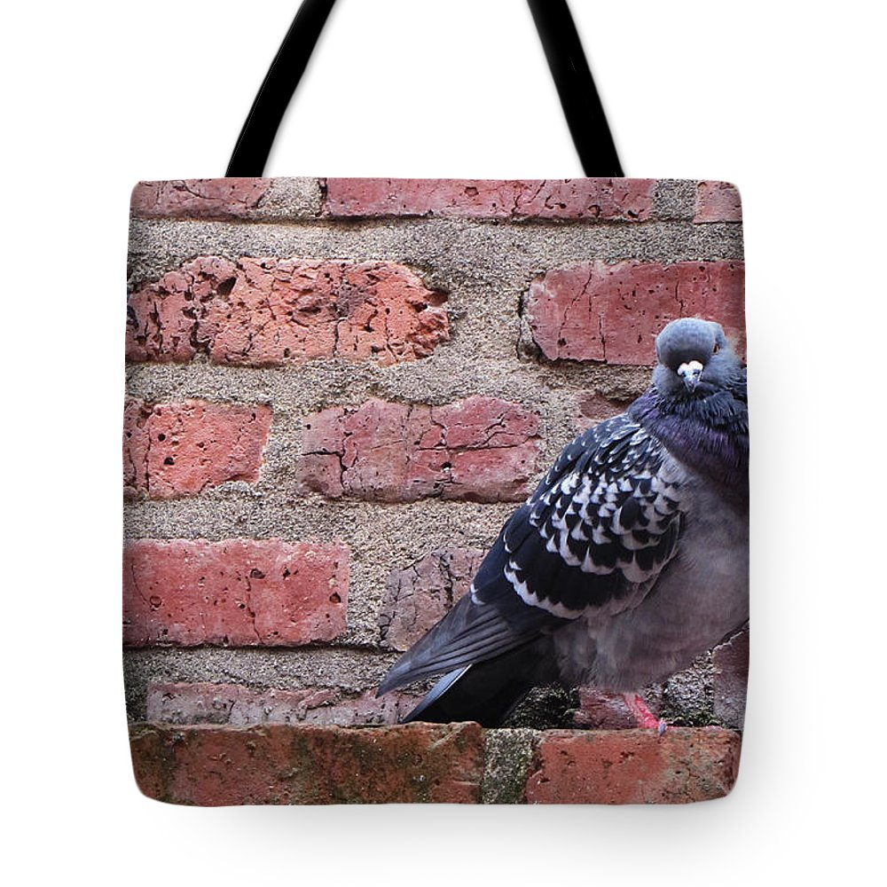 Nature Tote Bag featuring the photograph Regards by Ron Tackett