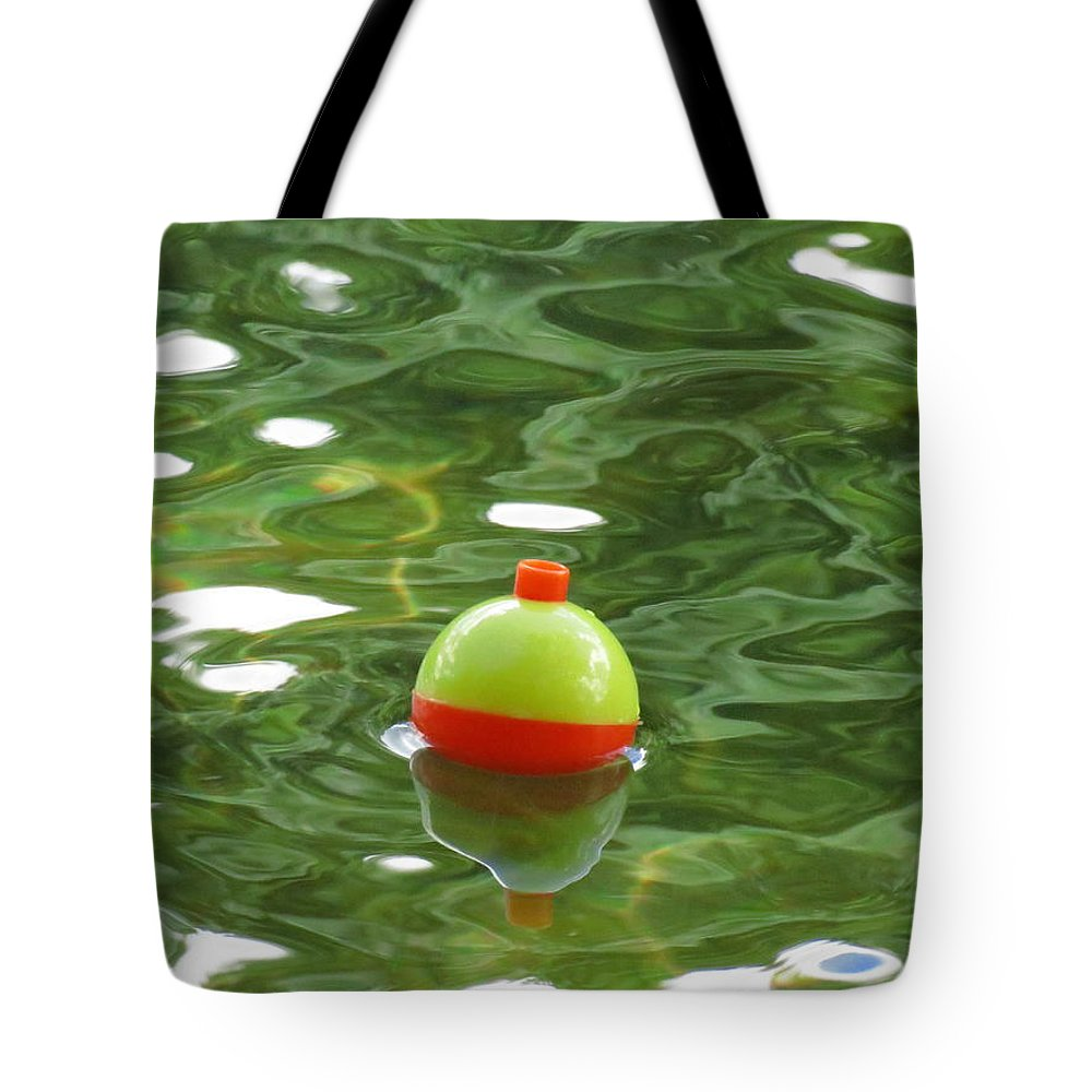Fishing Tote Bag featuring the photograph Relax by Shelissa Dawn Savage
