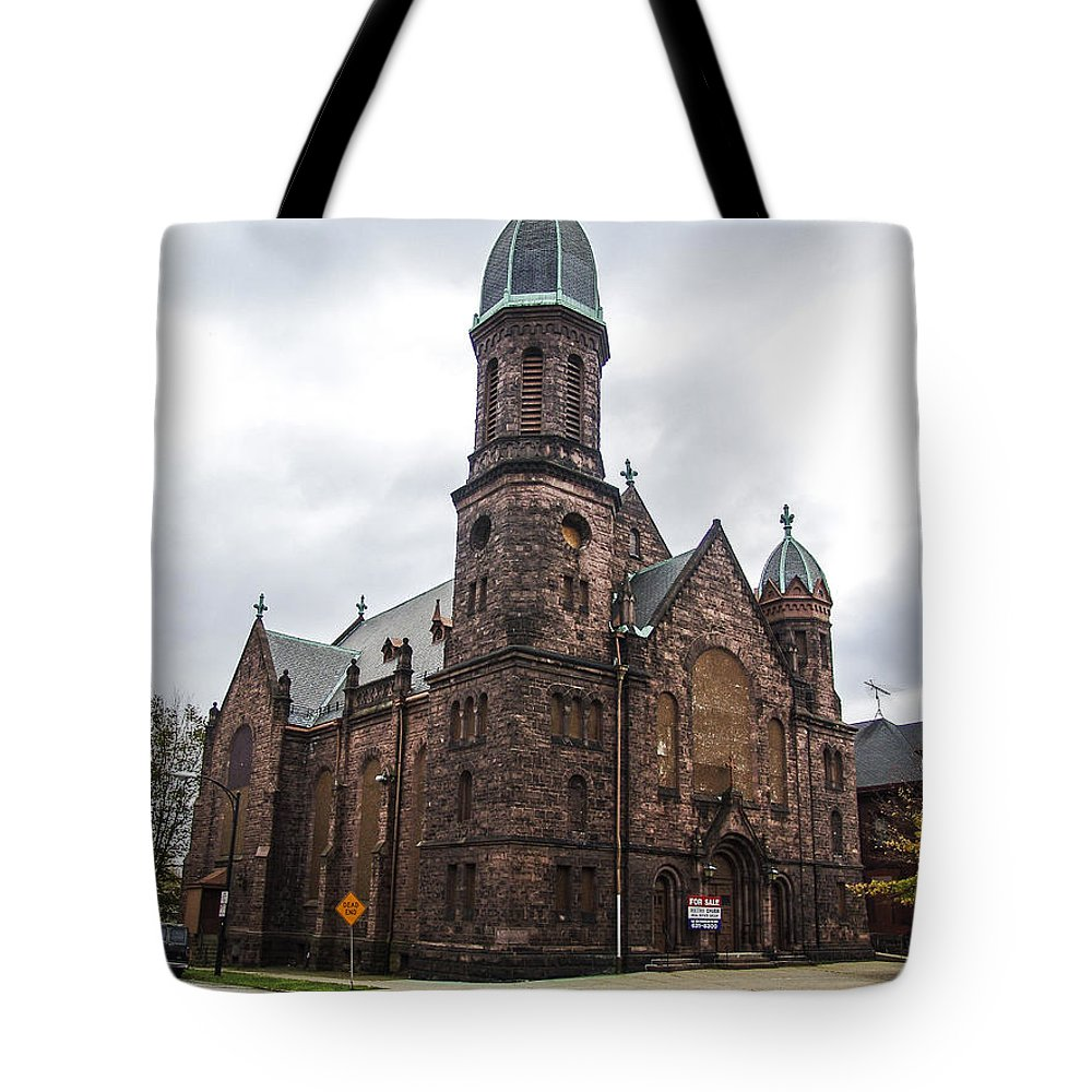 Religion Tote Bag featuring the photograph Religion In Decline by Eric Swan