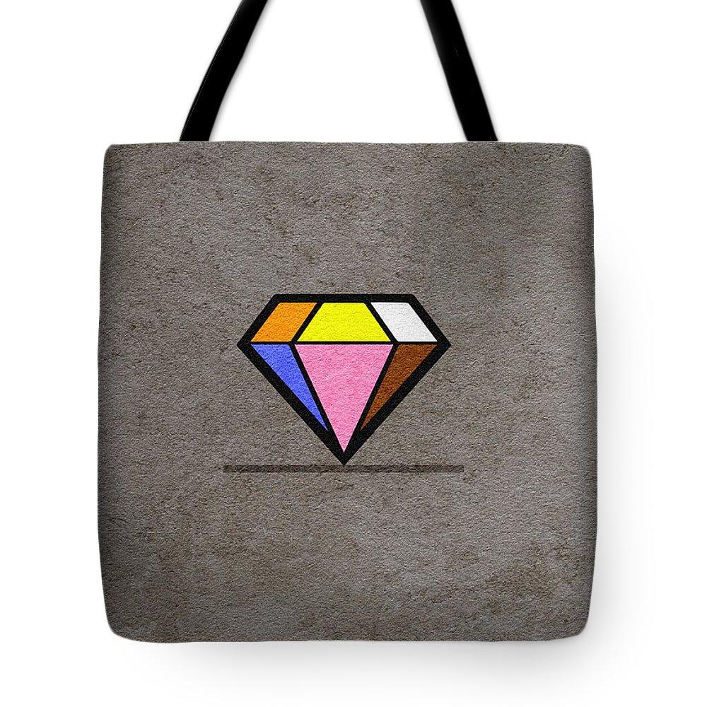 Present Digital Art Tote Bags