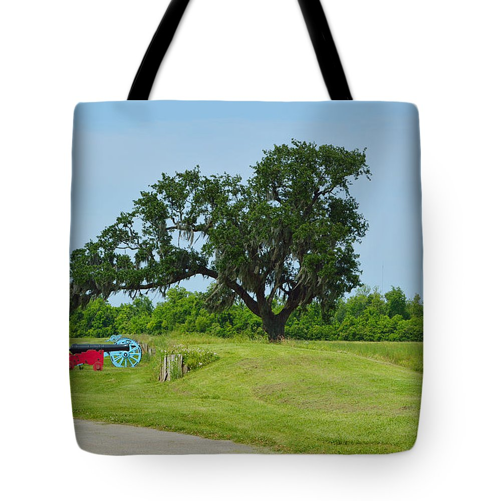 Battle Of New Orleans Tote Bag featuring the photograph Rest In Peace 1 by Alys Caviness-Gober