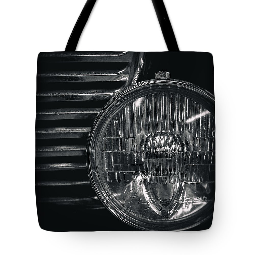 Car Tote Bag featuring the photograph Retro by TouTouke A Y