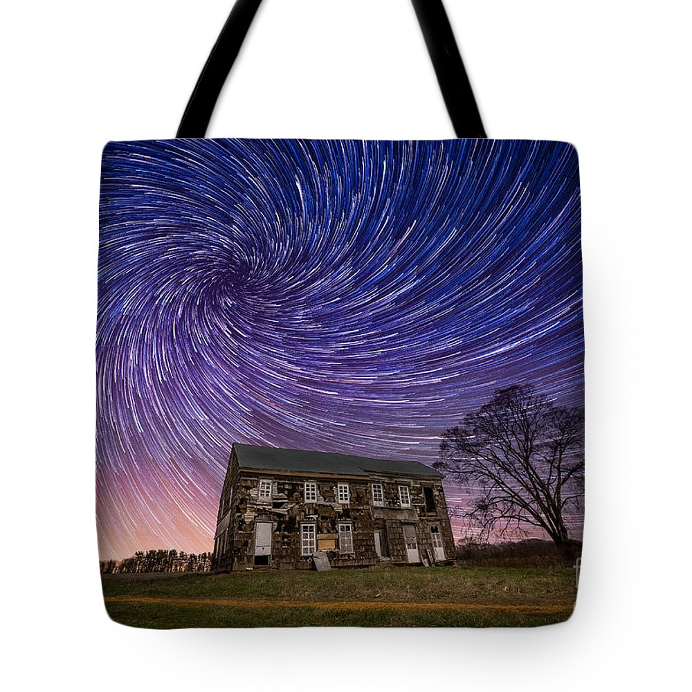 Revolution Tote Bag featuring the photograph Revolution by Michael Ver Sprill