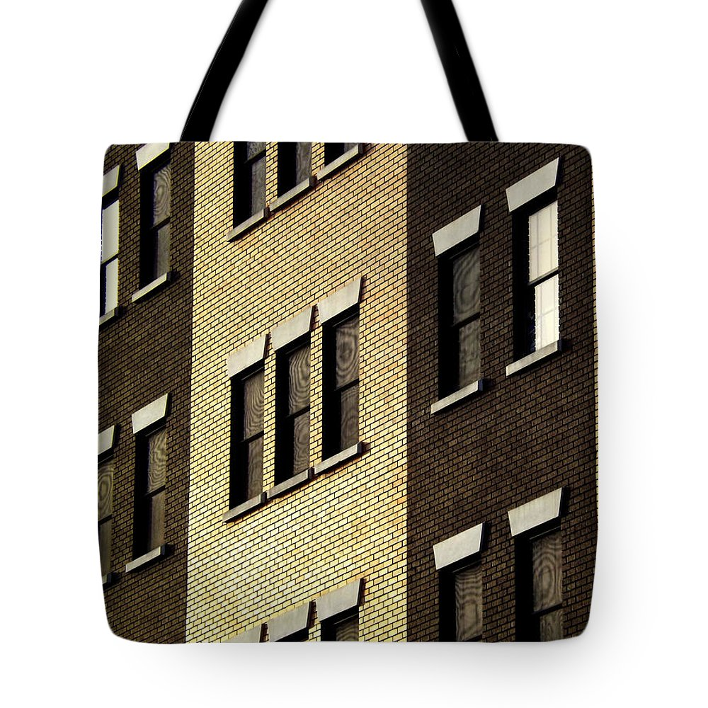 Window Tote Bag featuring the photograph Rhyme Time by James Aiken