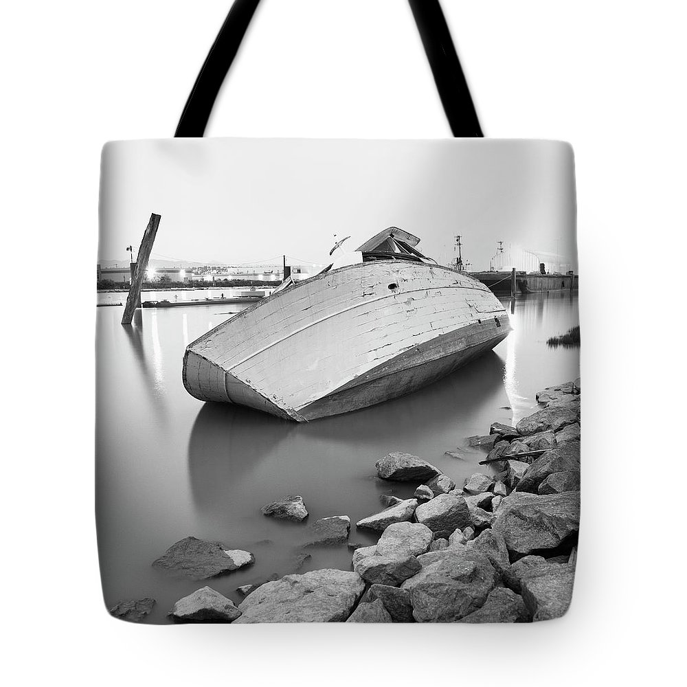 Tranquility Tote Bag featuring the photograph Richmond, British Columbia, Canada by Brian Caissie