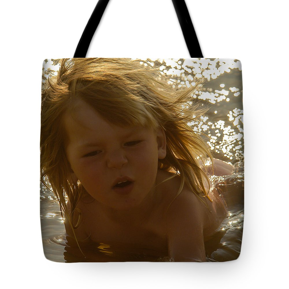 Africa Tote Bag featuring the photograph River Dip by Alistair Lyne