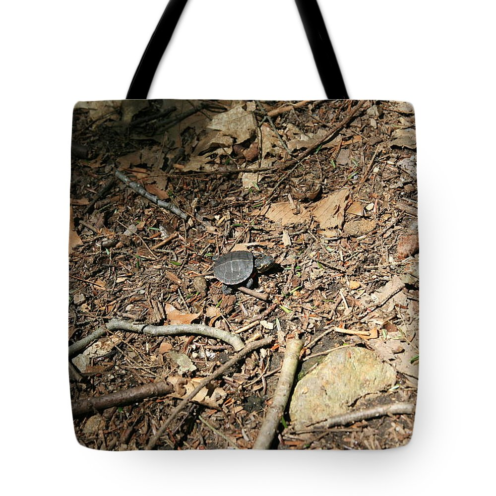 River Journey Tote Bag featuring the photograph River Journey by Neal Eslinger