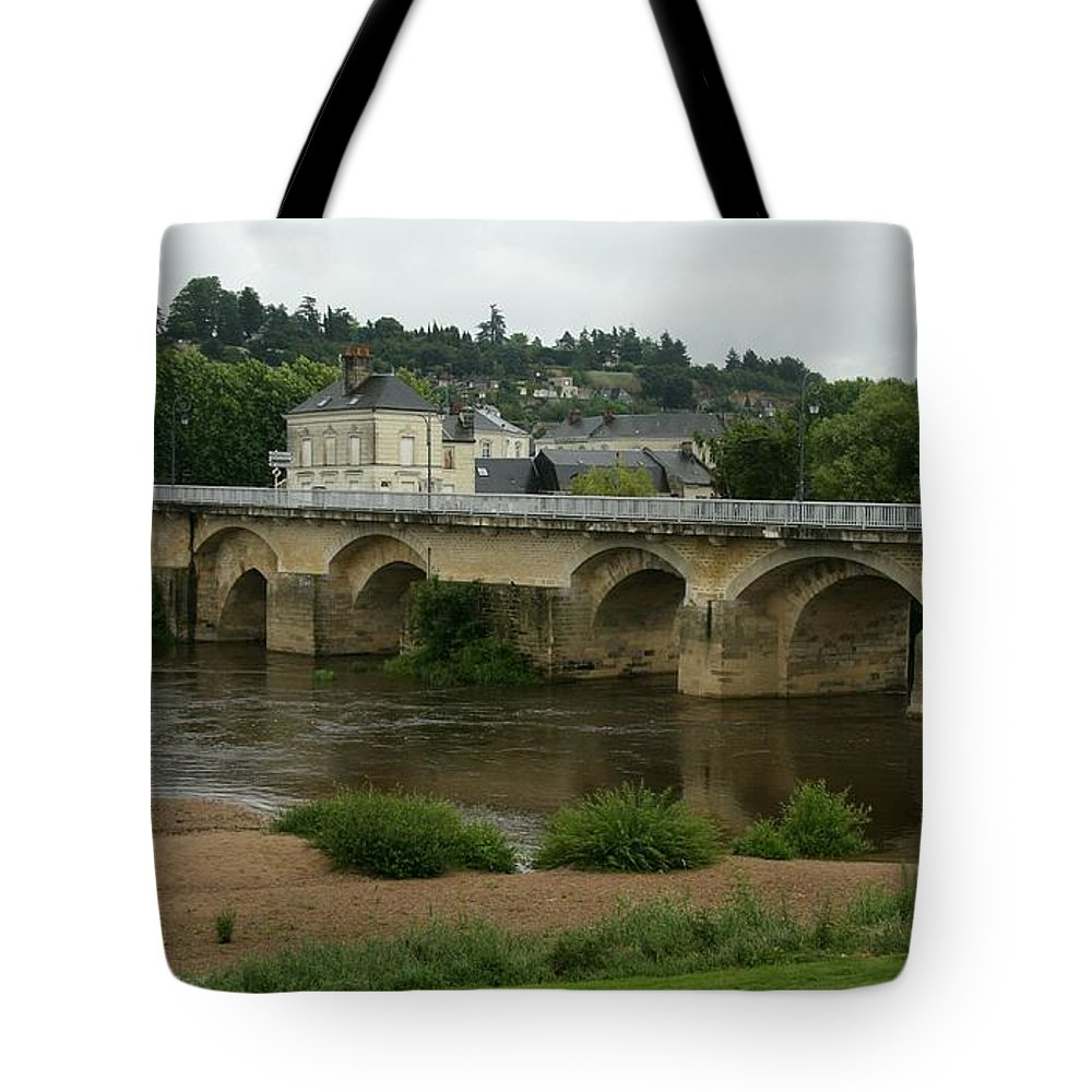 River Tote Bag featuring the photograph River Vienne - France by Christiane Schulze Art And Photography