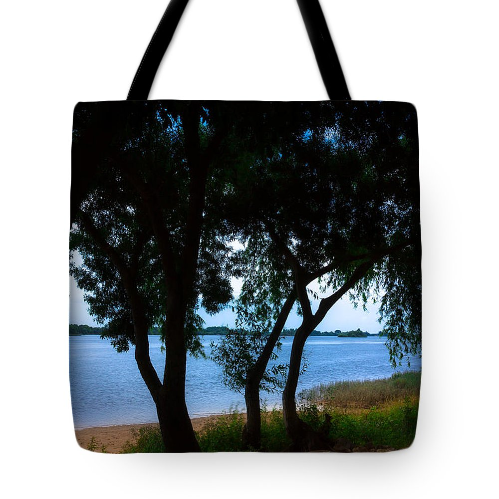 Light Tote Bag featuring the photograph Riverside by Edgar Laureano