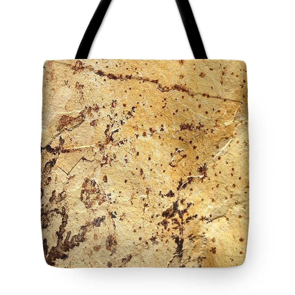 Rock Tote Bag featuring the photograph Rockscape 11 by Linda Bailey