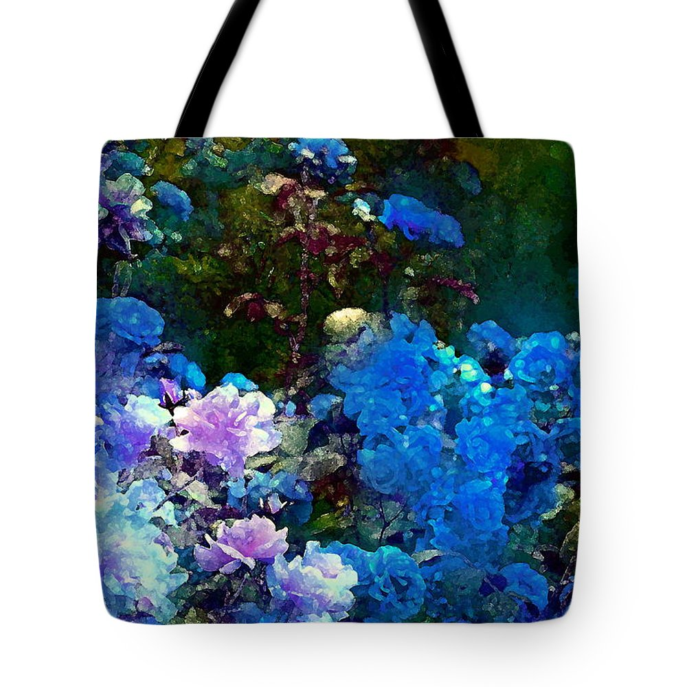 Floral Tote Bag featuring the photograph Rose 237 by Pamela Cooper