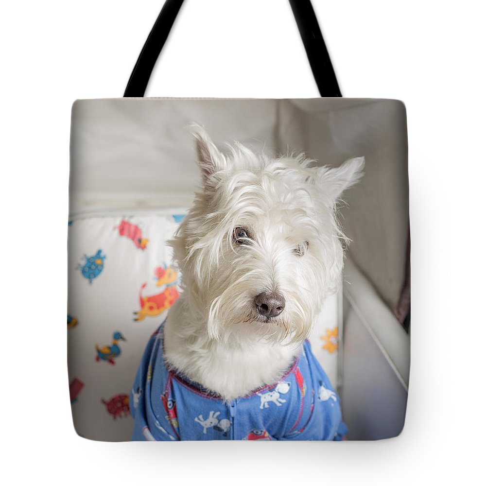 Baby Tote Bag featuring the photograph Rubber Baby Buggy Bumpers by Edward Fielding