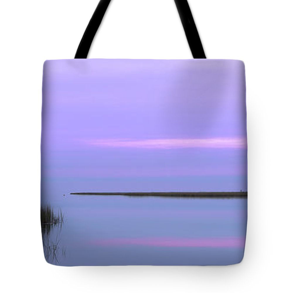 Sailboat Tote Bag featuring the photograph Sailboat On The Connecticut by Jonathan Steele