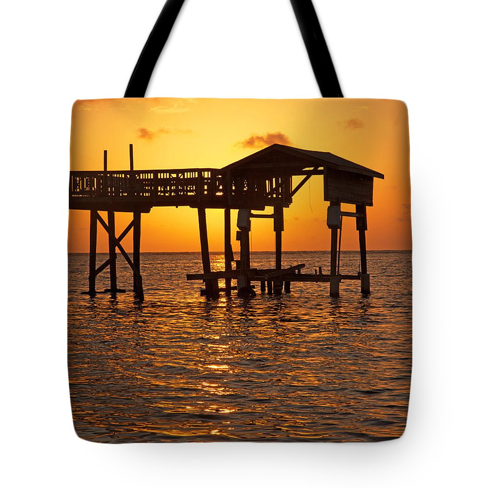 Sandy Bay Tote Bag featuring the photograph Sandy Bay Sunset by Susan Rovira