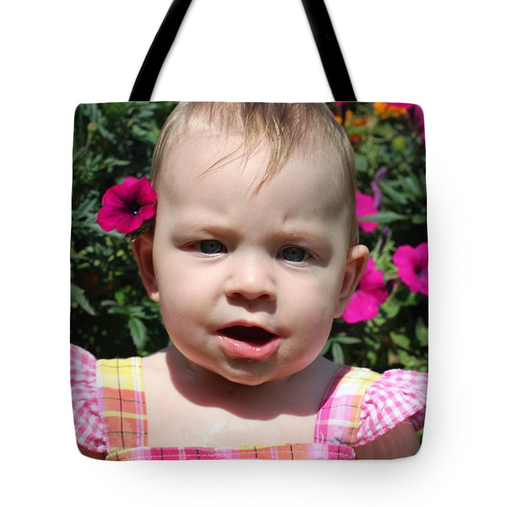Sarah Tote Bag featuring the photograph Sarah_3927 by Joseph Marquis