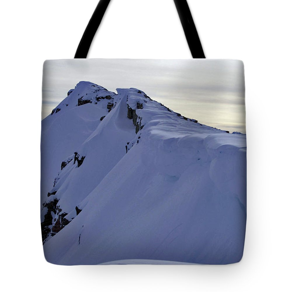 Shadows Tote Bag featuring the photograph Saturday Hangover by Jeremy Rhoades