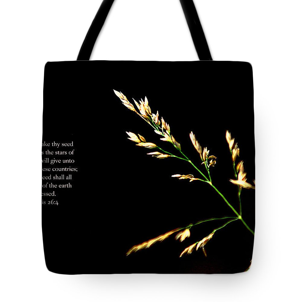 Nature Tote Bag featuring the photograph Seed by Debbie Nobile