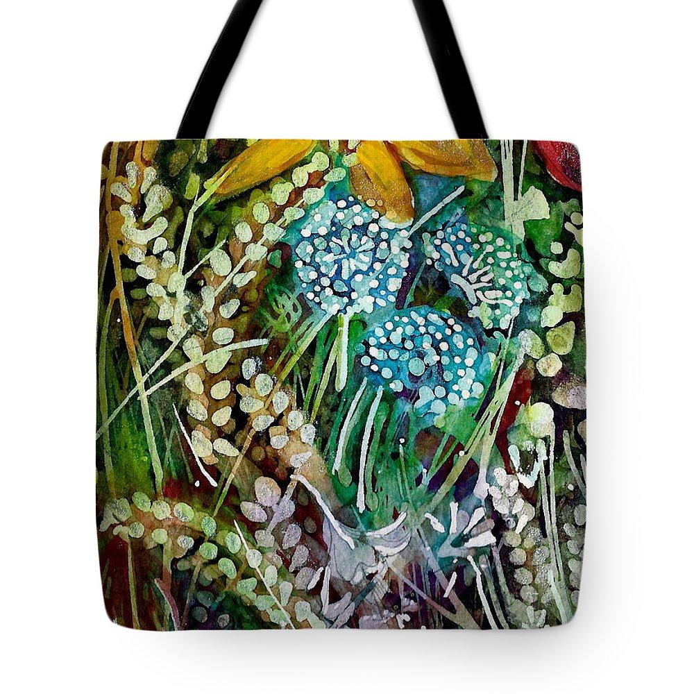 seed impression tote bag for sale by m e wood. Black Bedroom Furniture Sets. Home Design Ideas