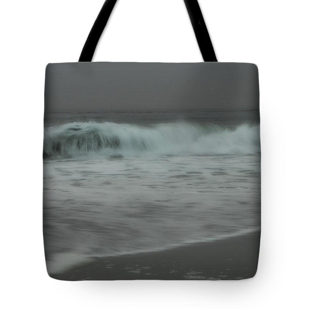 Ocean Tote Bag featuring the photograph Seeking Peace by Donna Blackhall