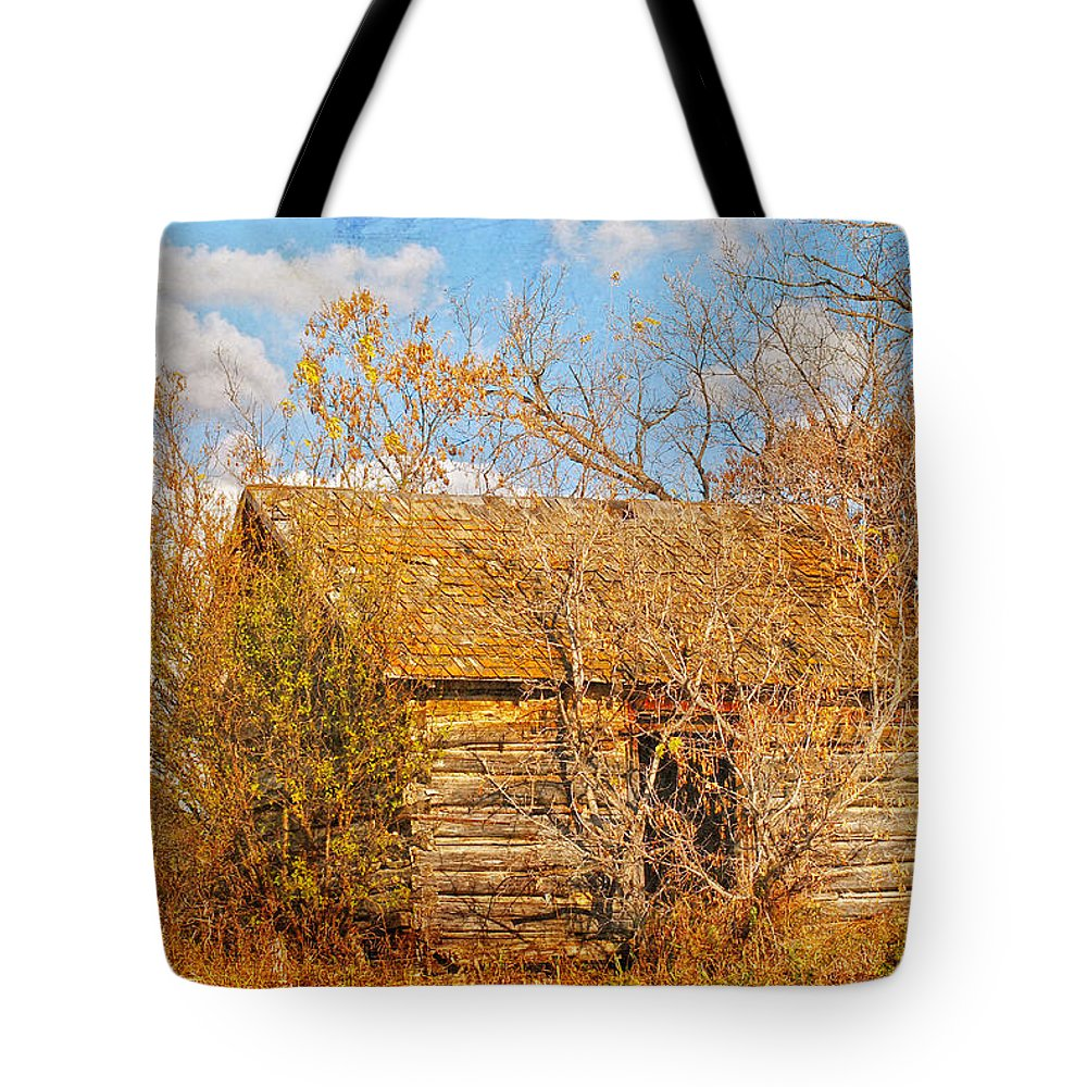 Country Tote Bag featuring the photograph Seeking The Sun by The Artist Project