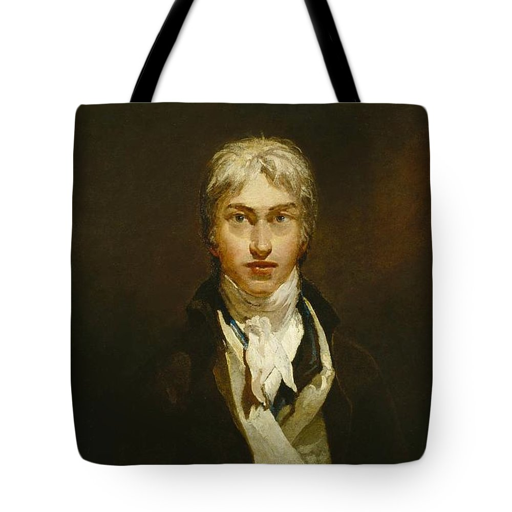 1799 Tote Bag featuring the painting Self-portrait by JMW Turner