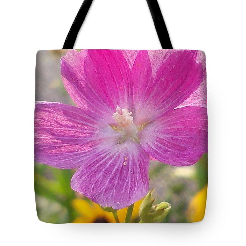 Serenity Tote Bag featuring the photograph Serenity by Jennifer E Doll
