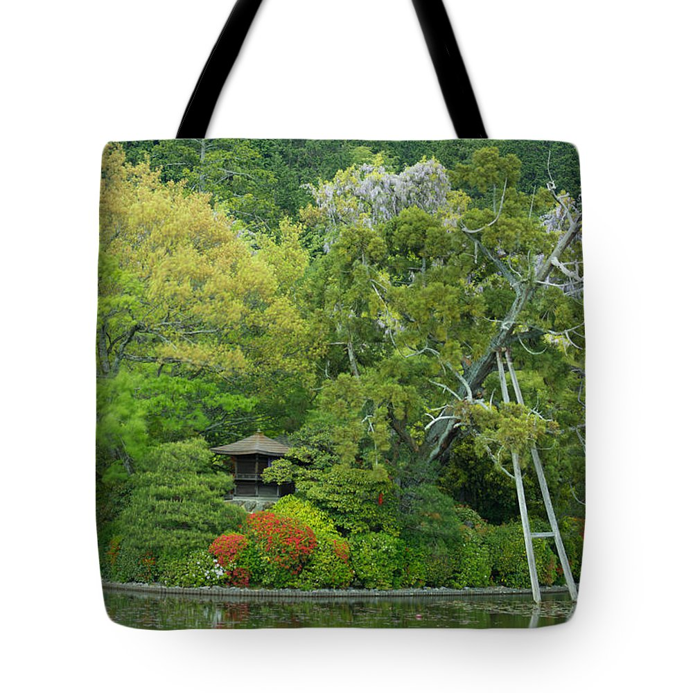 Japan Tote Bag featuring the photograph Serenity by Jonah Anderson