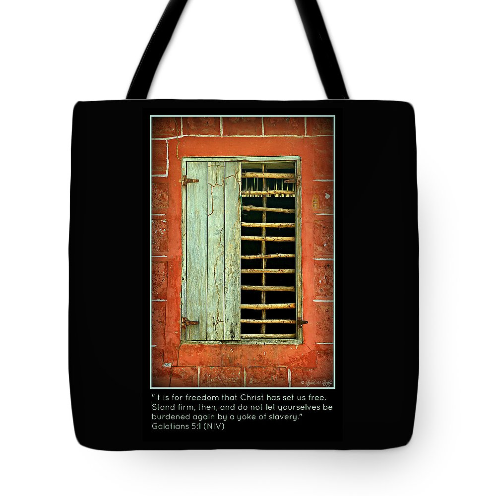 Maya Angelou Tote Bag featuring the photograph Set Free by Stephen Stookey