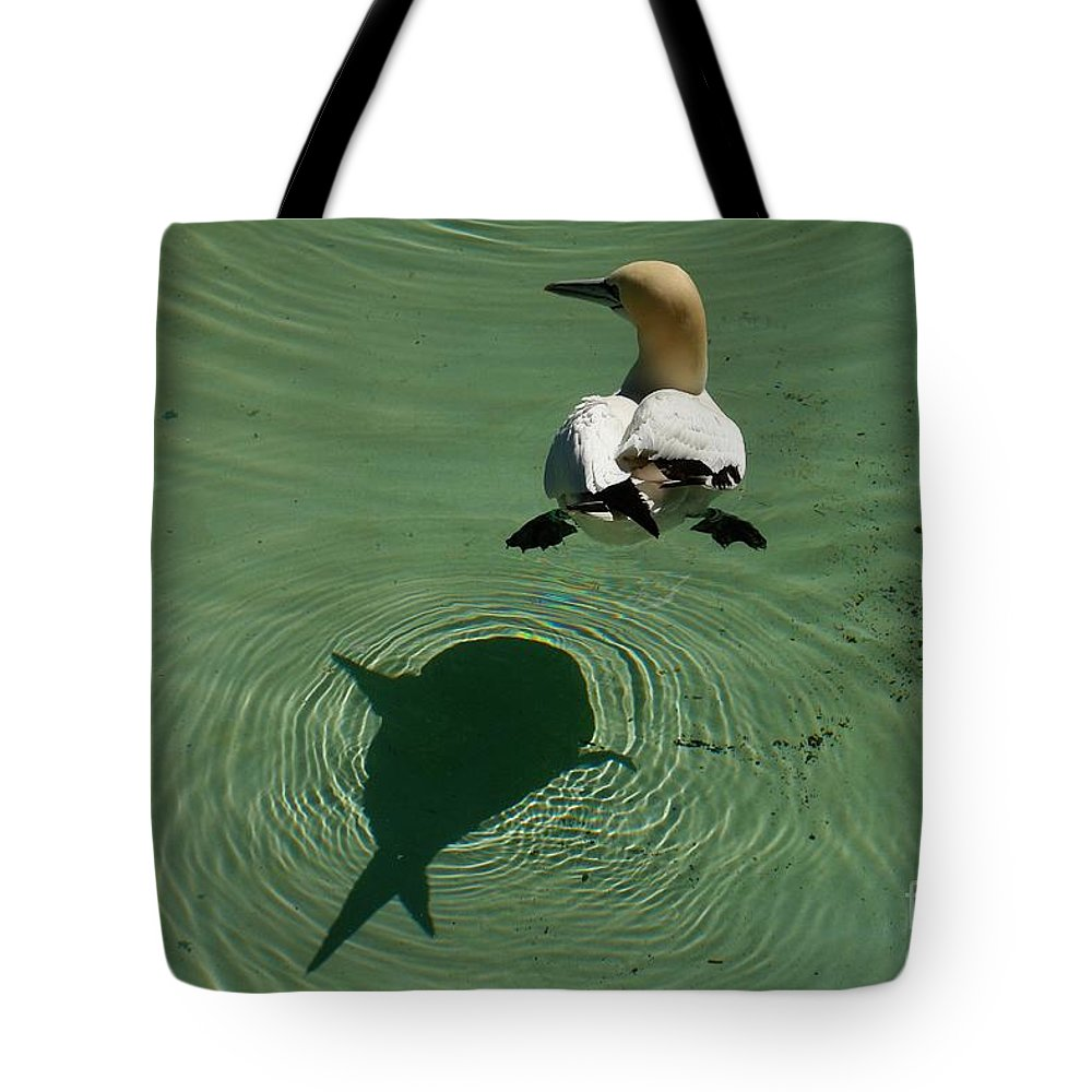 Amsterdam Tote Bag featuring the photograph Shark Attack by Brothers Beerens