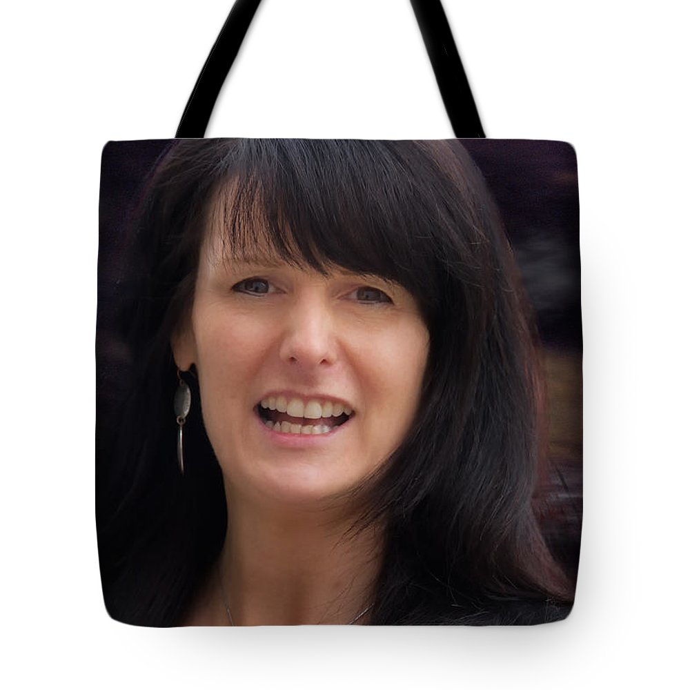 Women Tote Bag featuring the photograph Shauna by John Herzog