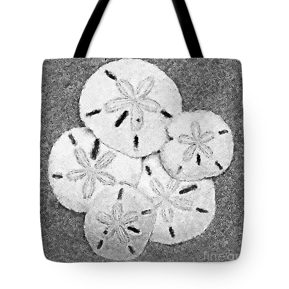 Sunrise Tote Bag featuring the photograph Shell Effects 4 by Michael Anthony