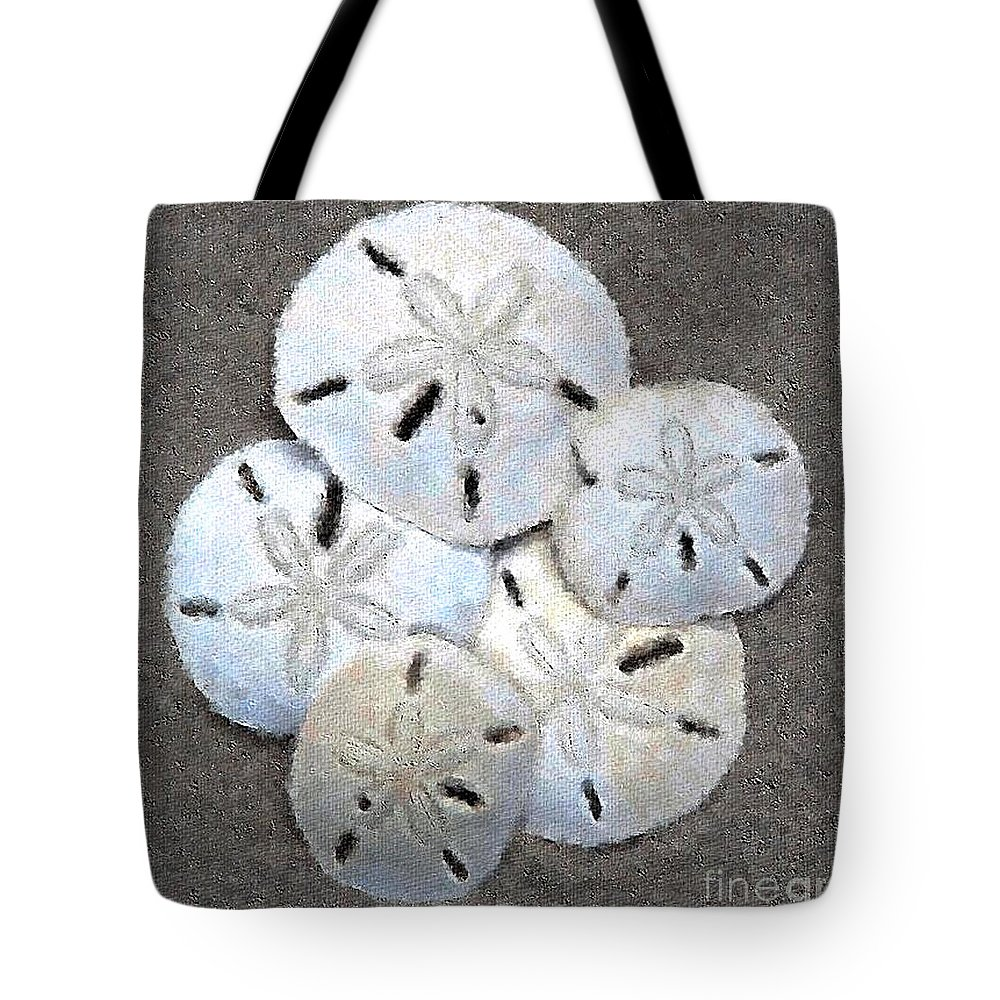 Sunrise Tote Bag featuring the photograph Shell Effects 8 by Michael Anthony