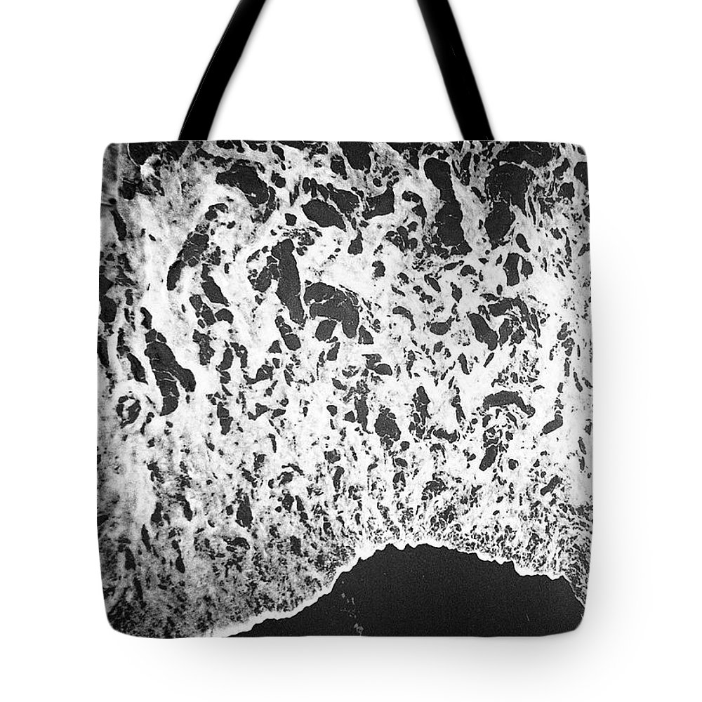 Tranquility Tote Bag featuring the photograph Shoreline by Phuong Nguyen