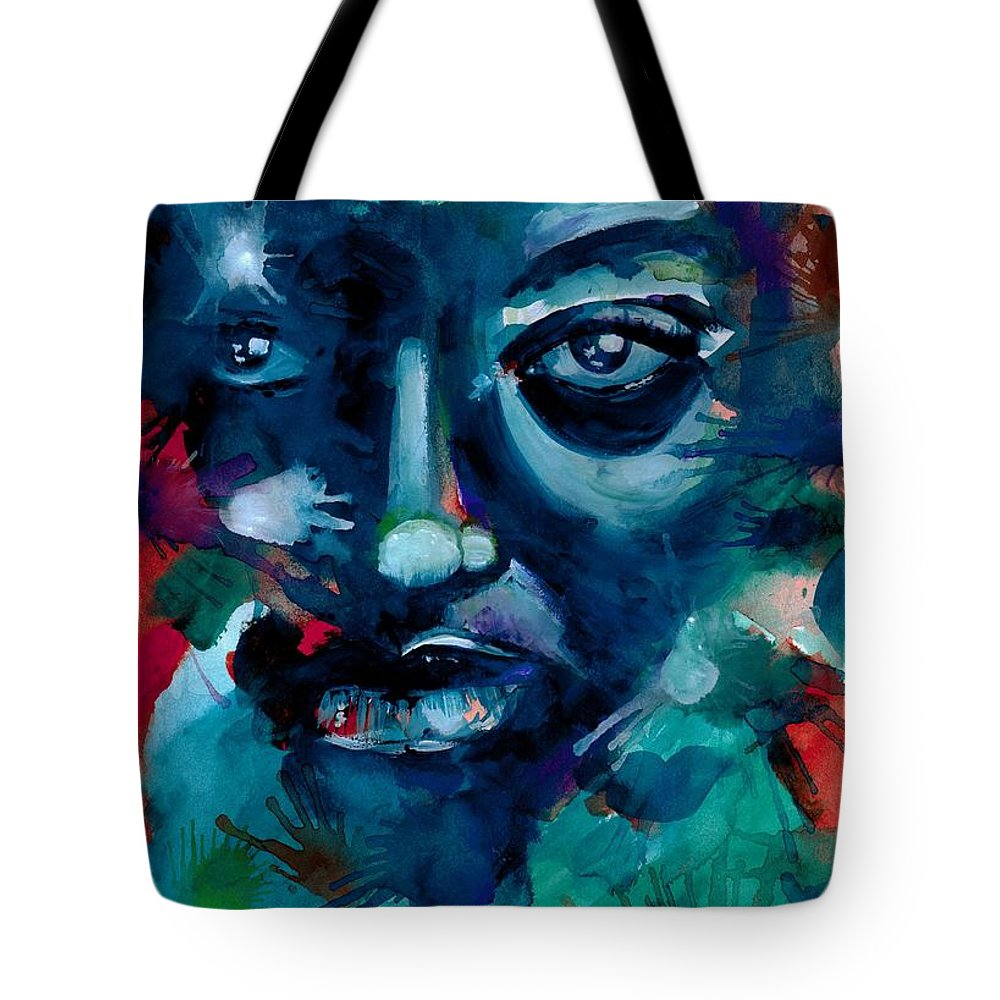 Painting Tote Bag featuring the photograph Show me your true colors by Artist RiA